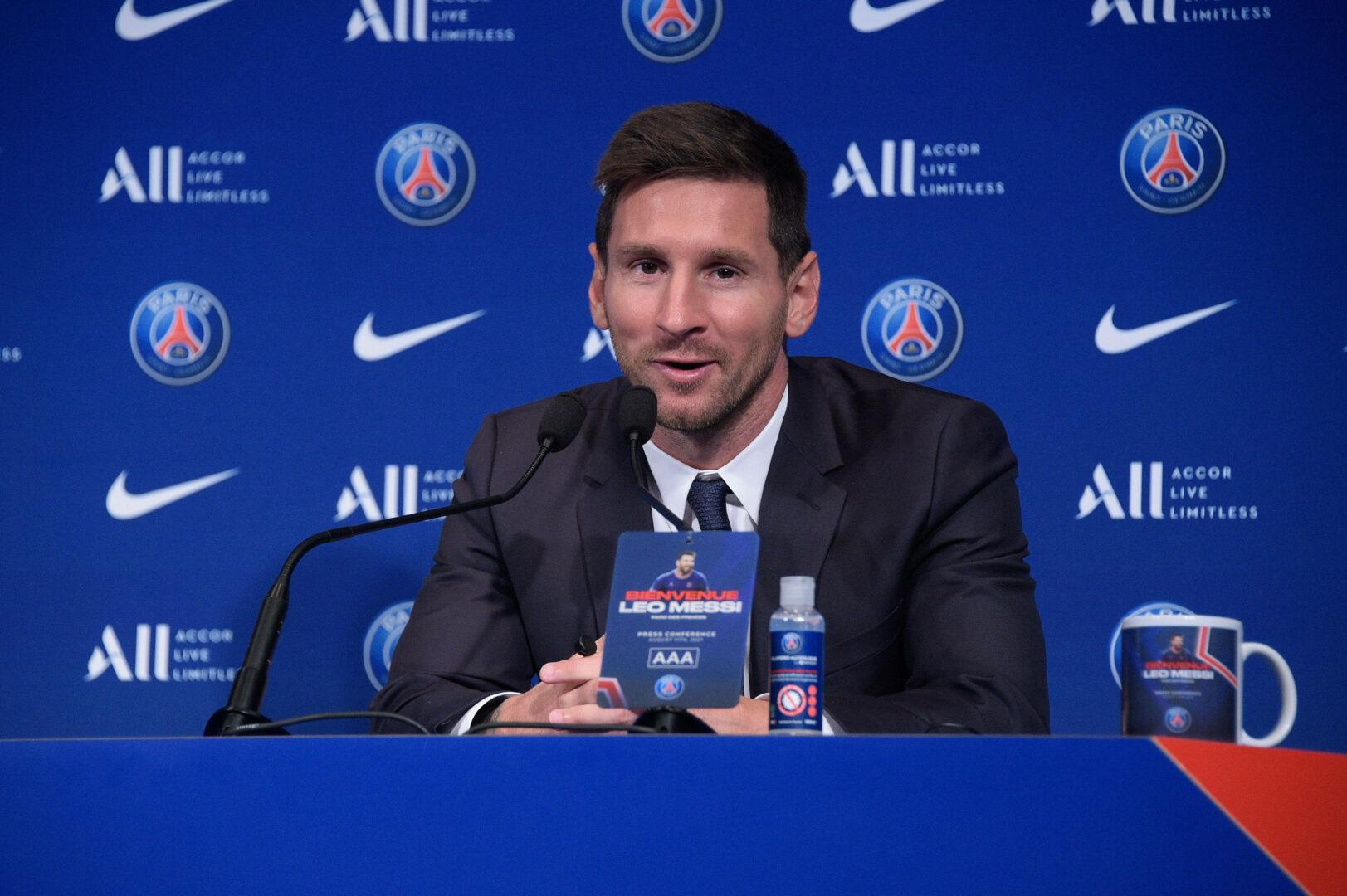 Messi PSG Pressestimmen