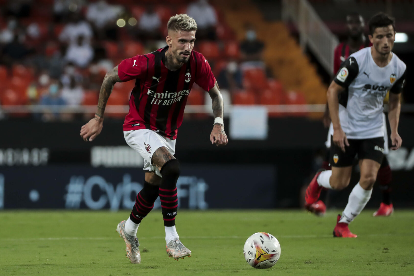 AC Milan | Castillejo vor Abgang zu Getafe