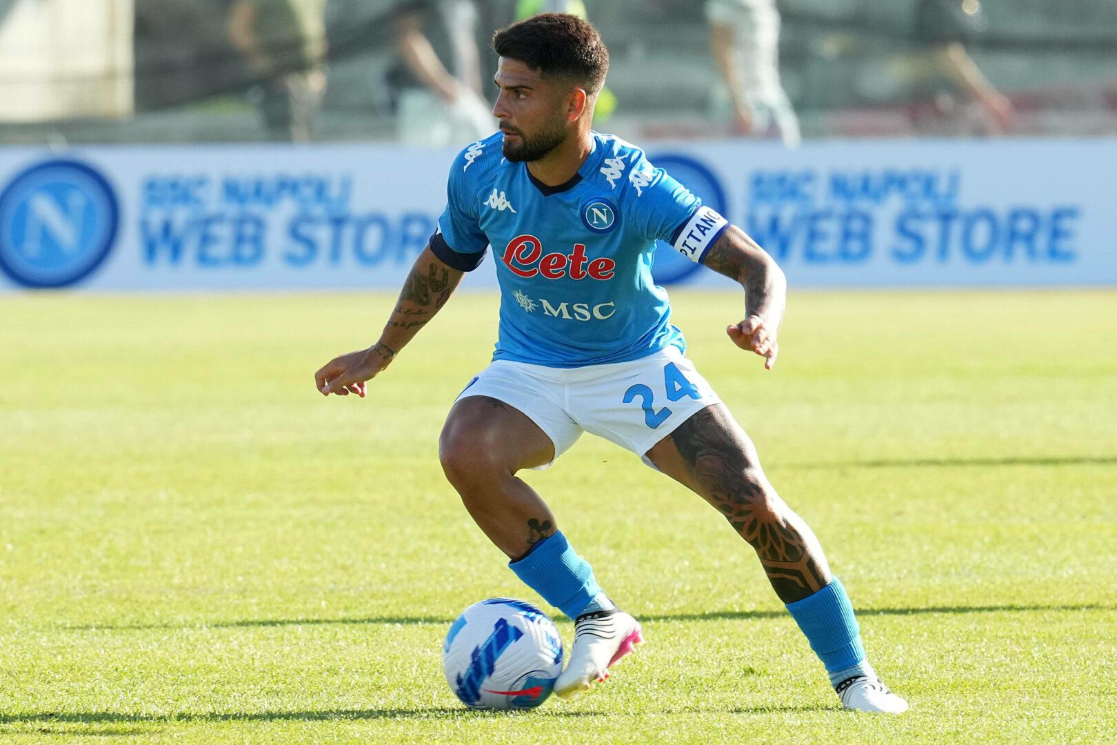 Napoli | Inter mit Interesse an Insigne?