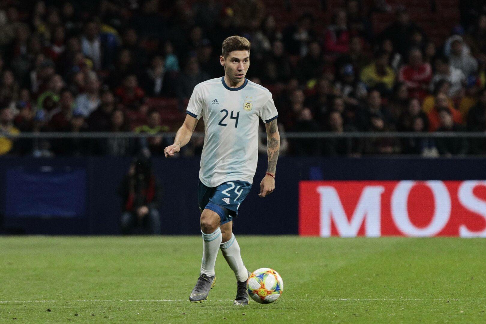FC Sevilla | Montiel kommt von River Plate