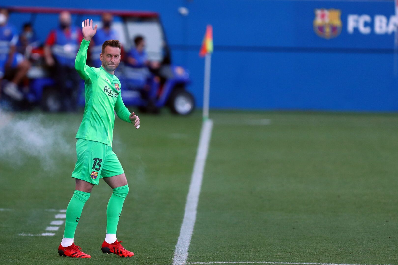 Arsenal auf Torhütersuche: Kommt Neto aus Barcelona?