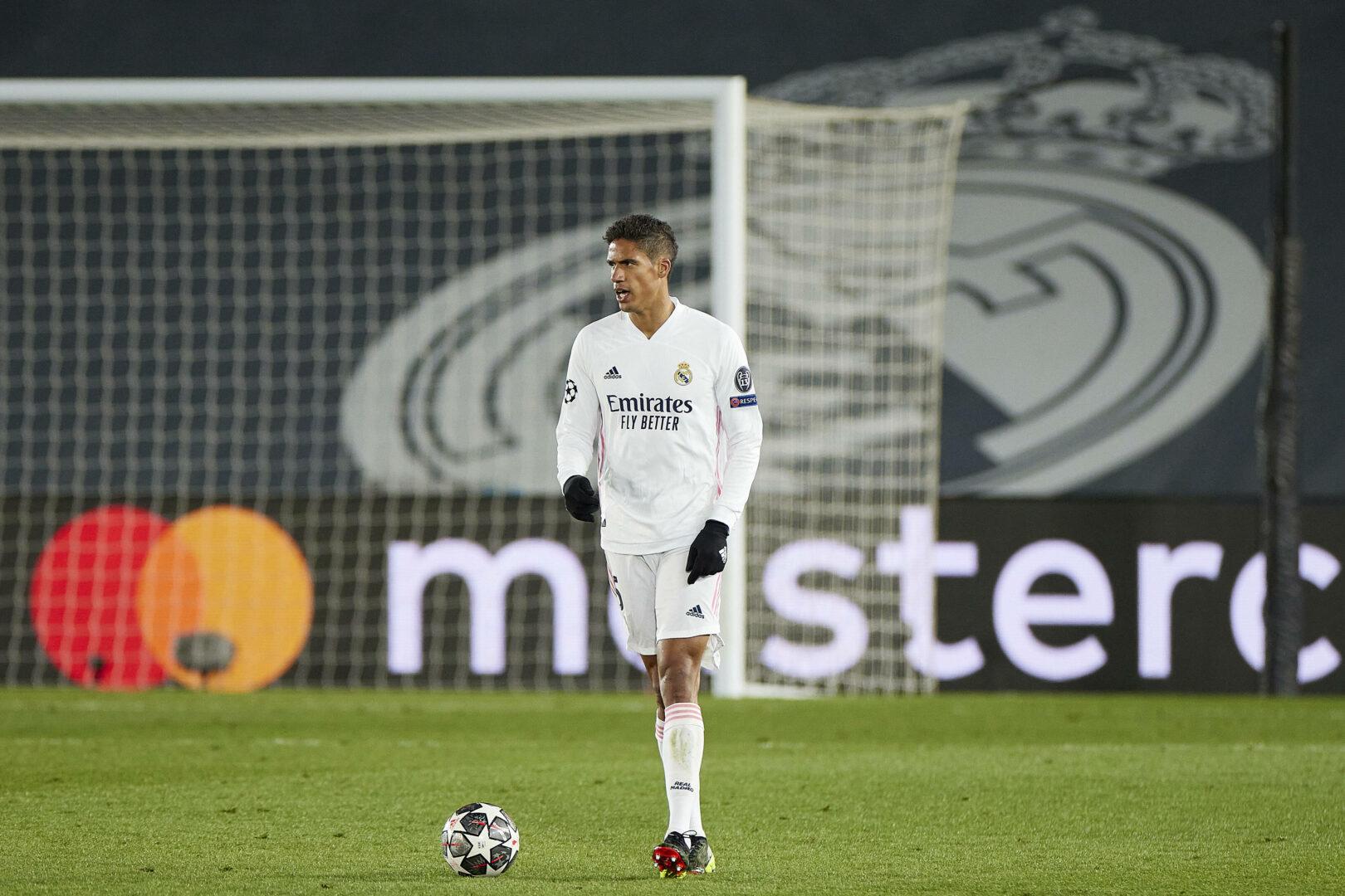 Manchester United bestätigt Verpflichtung von Raphael Varane