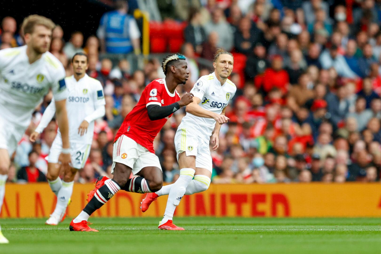 Pogba-Gala, Fernandes-Dreierpack, Sancho-Debüt: Man United gegen Leeds im Rausch