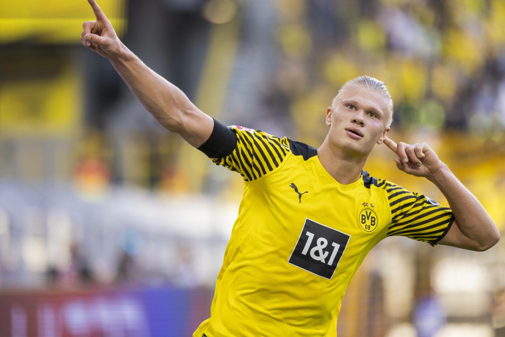 Bundesliga   Fünffach-Haaland! Dortmund zerlegt Frankfurt