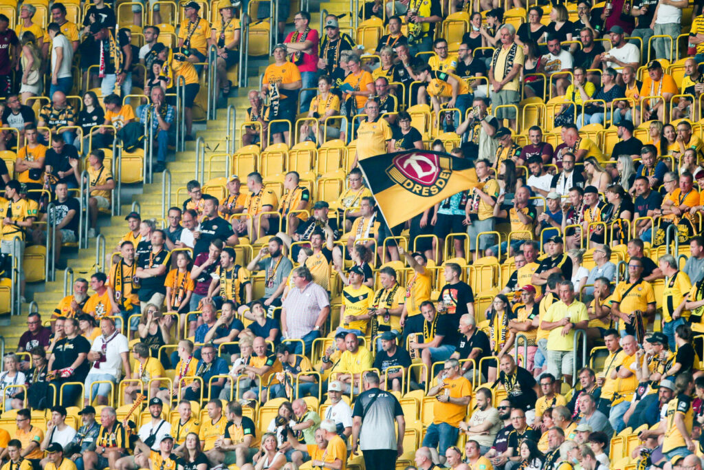 SG Dynamo Dresden Hannover 96