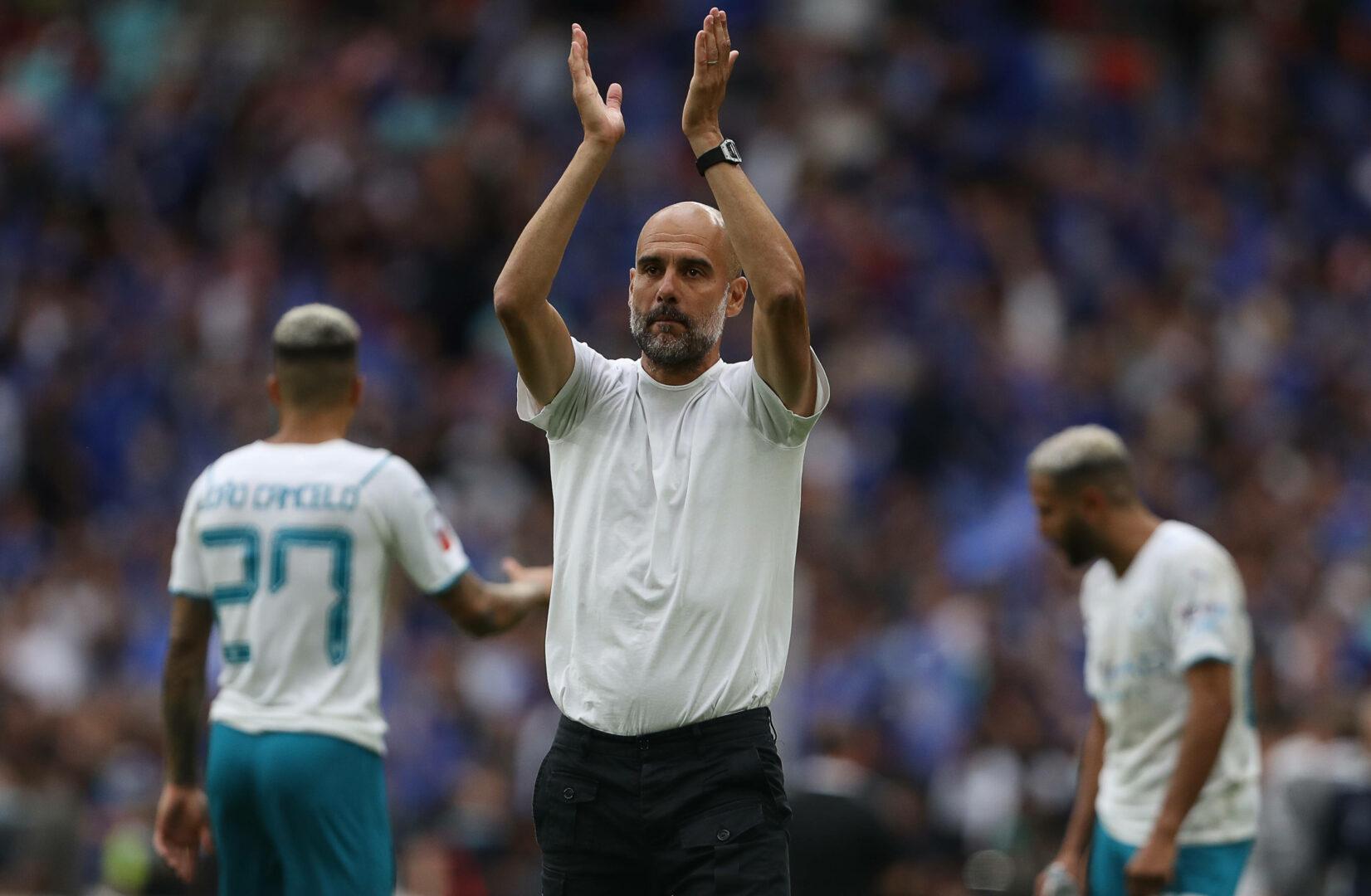 Topspiel in England: Tottenham trifft auf Manchester City