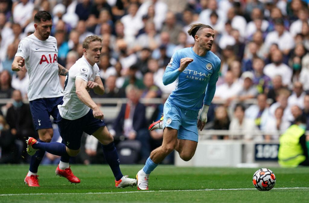 Tottenham Manchester City