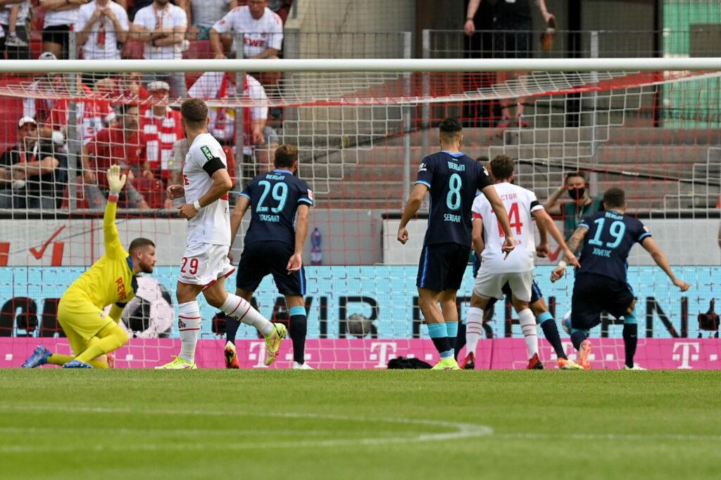 Köln Hertha BSC