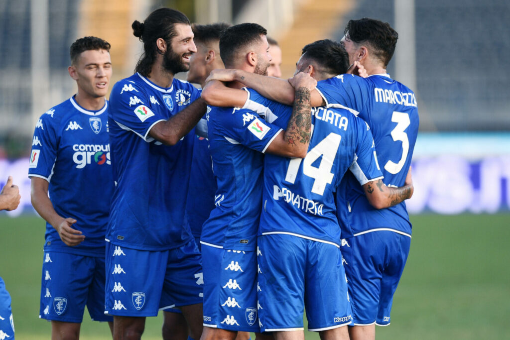 Atalanta Roma Torino Empoli