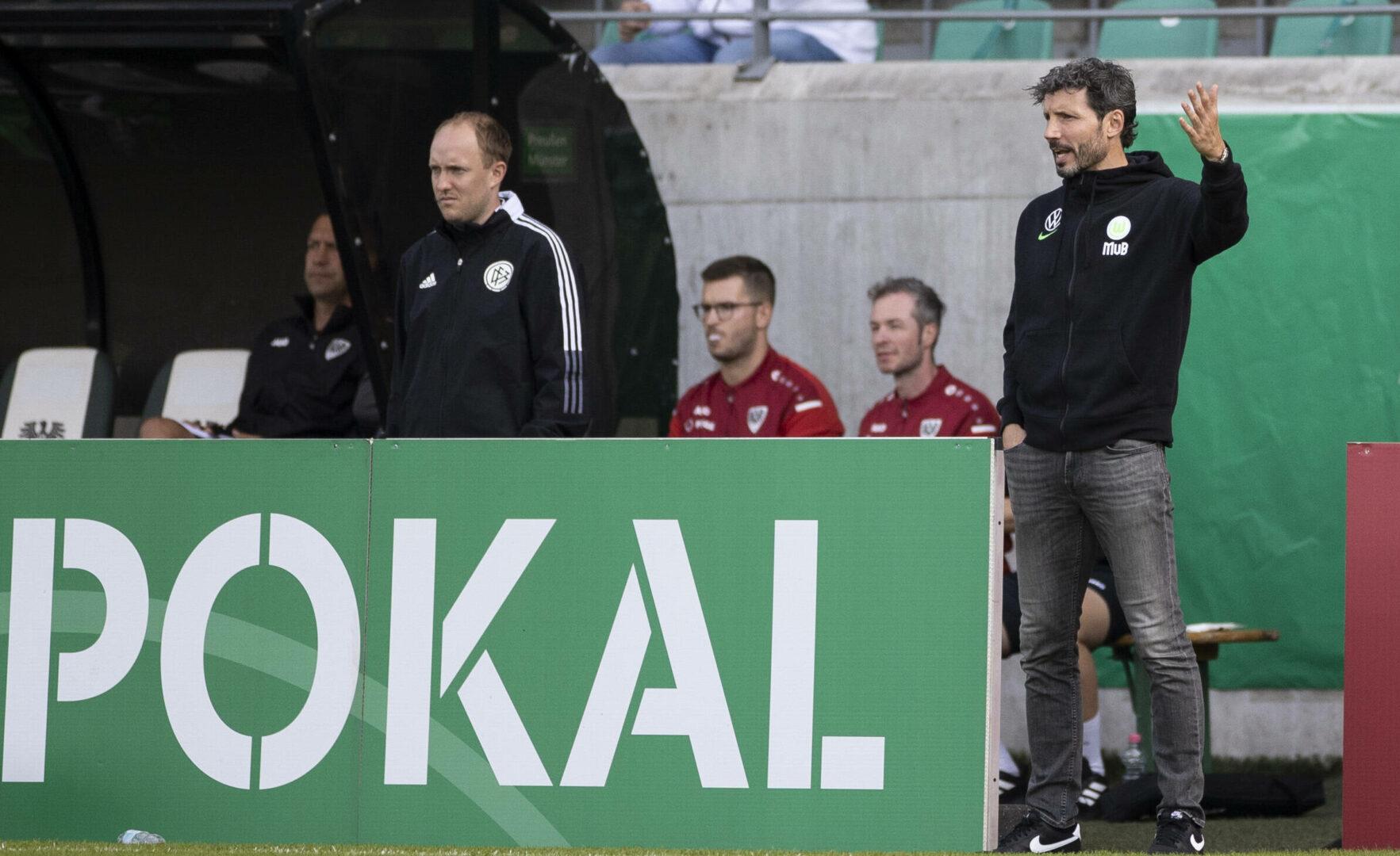 DFB-Sportgericht entscheidet: VfL Wolfsburg scheidet aus DFB-Pokal aus!
