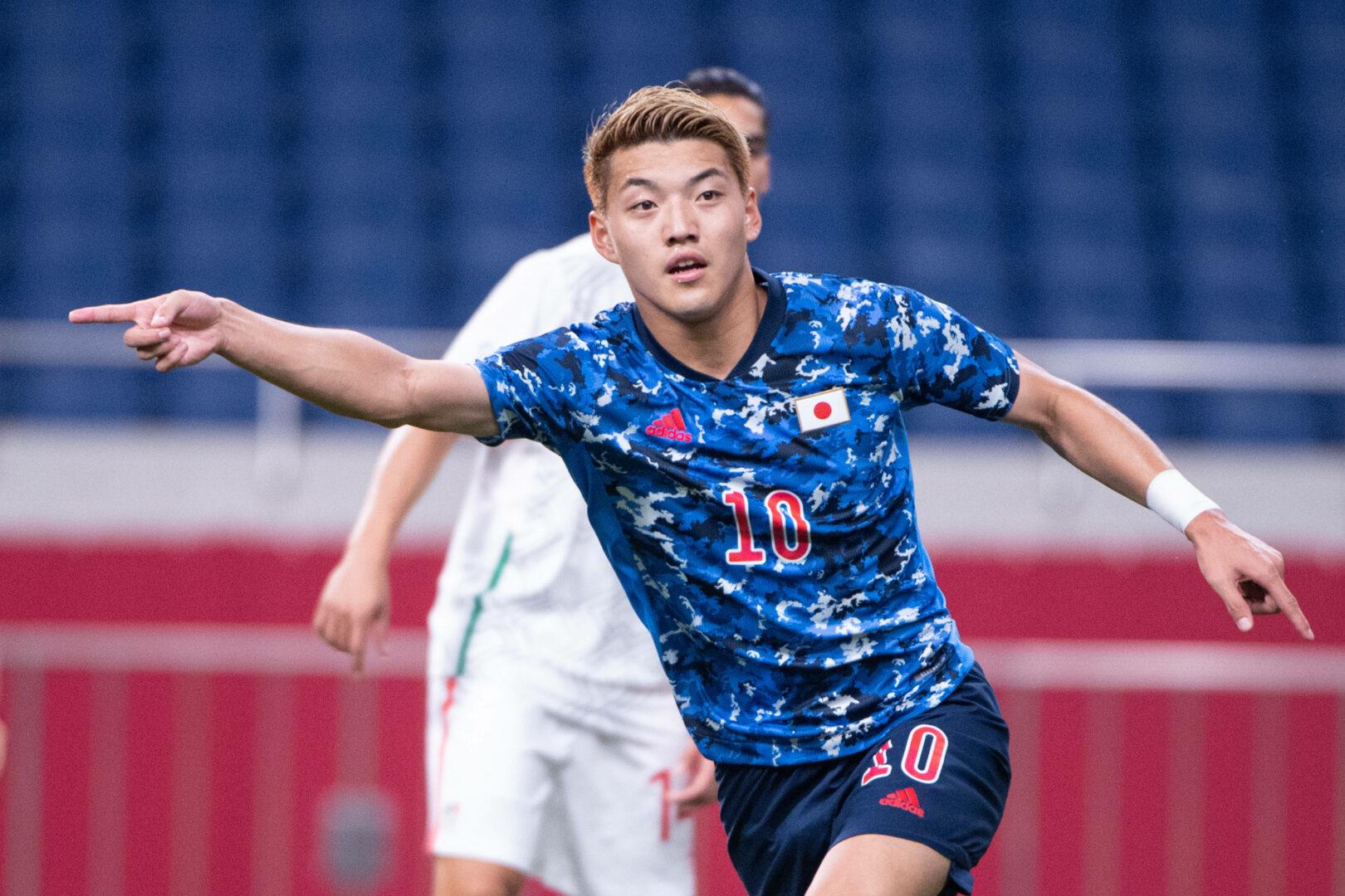 Ritsu Doan (Japan, PSV) steht auf der Liste von Mainz und Frankfurt