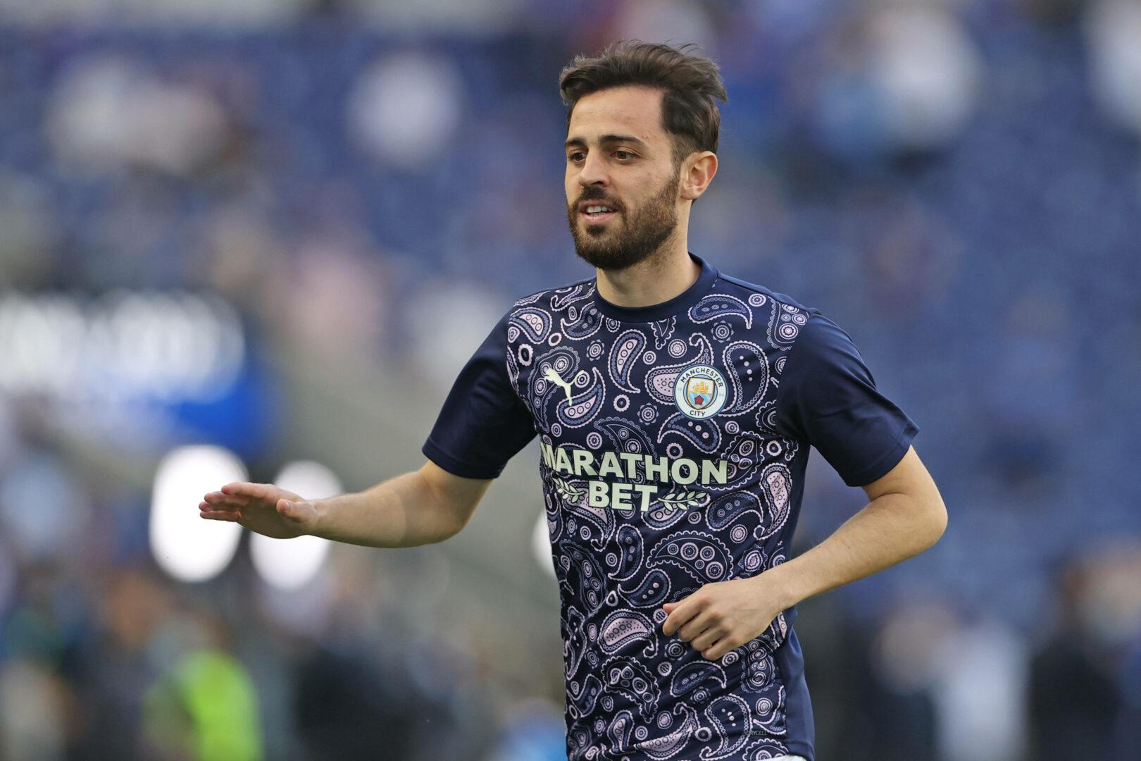 Bernardo Silva darf Manchester City verlassen