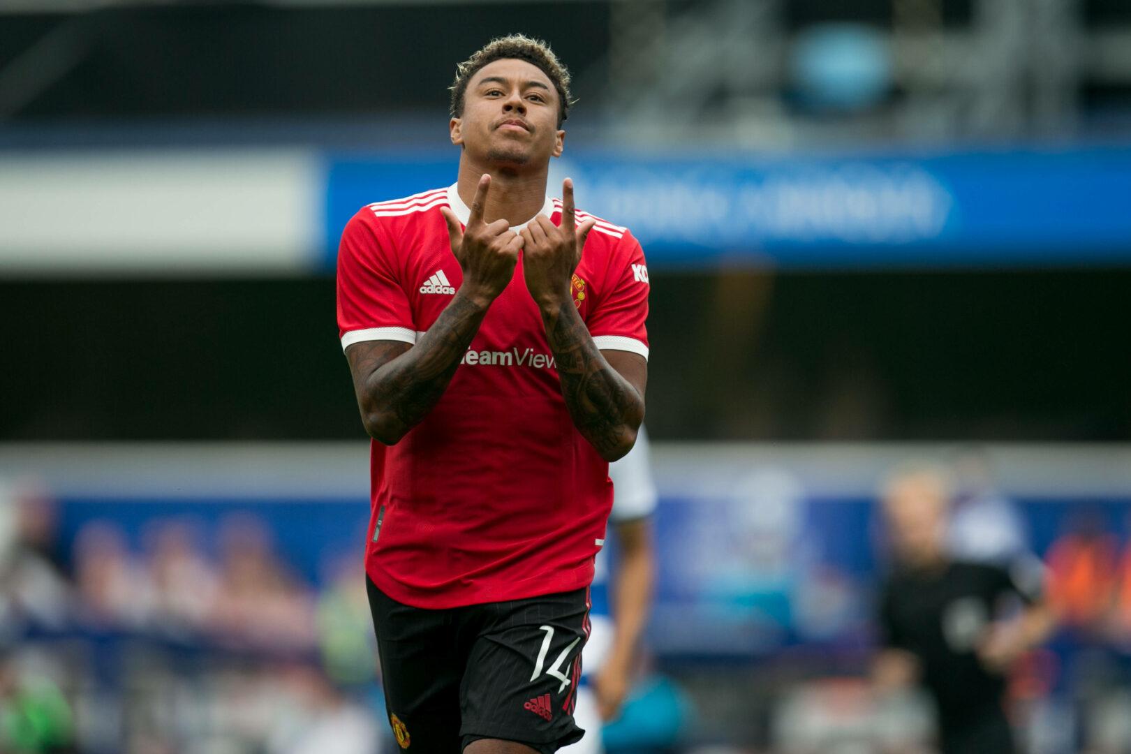 Manchester United | Lingard denkt widerwillig an Wechsel