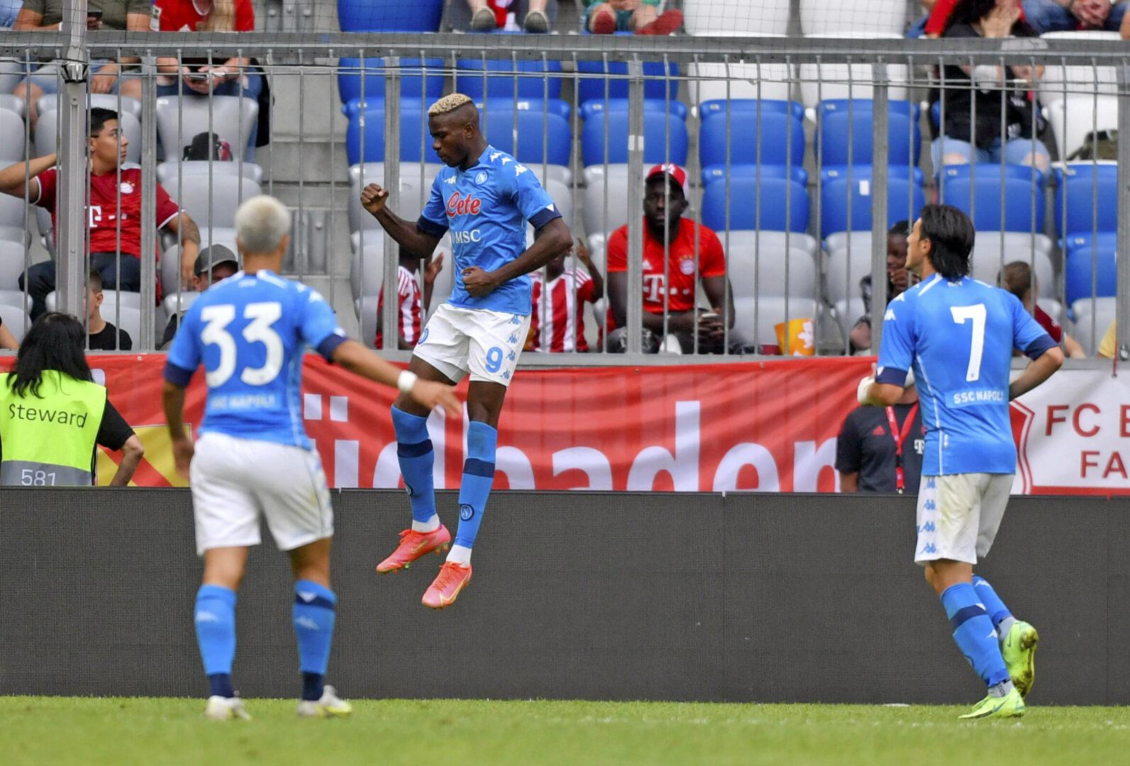 Osimhen Serie A