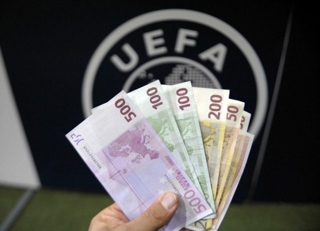 UEFA Geldscheine