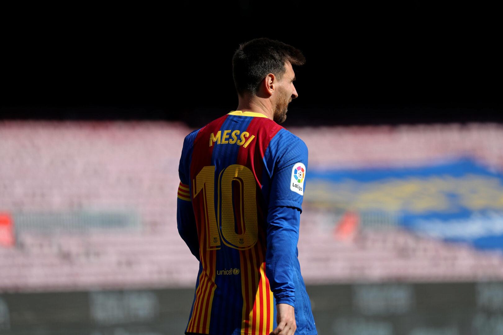Lionel Messi hat den FC Barcelona verlassen