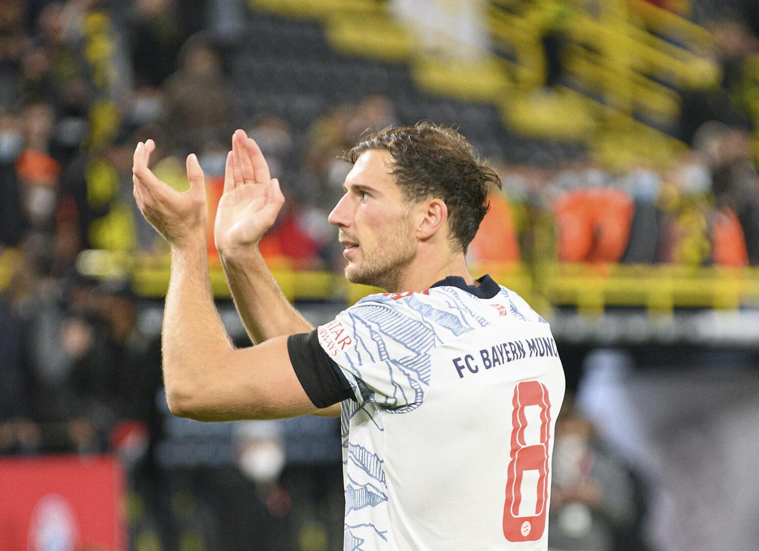 Laut Medienberichten: Leon Goretzka verlängert seinen Vertrag beim FC Bayern!