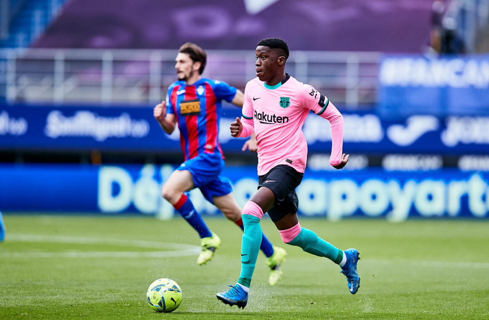Barcelona   Koeman kritisiert Ilaix und sein Umfeld
