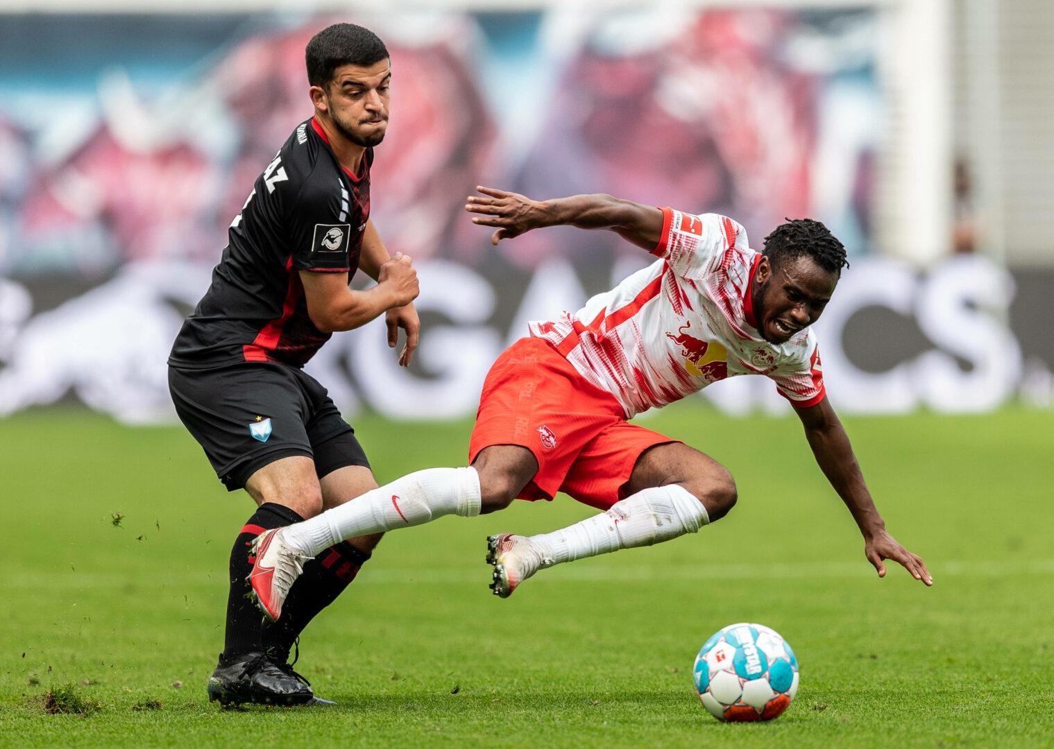 RB Leipzig: Zwei Klubs aus der Premier League buhlen um Lookman