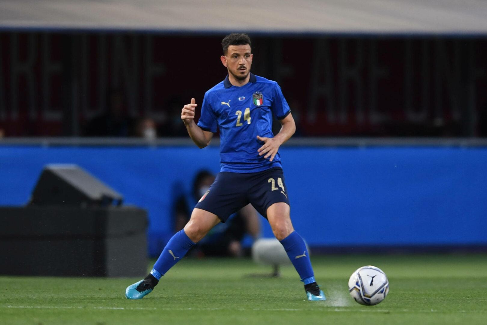 Alessandro Florenzi (hier im Dress der italienischen Nationalmannschaft) wechselt von der AS Roma zur AC Milan.