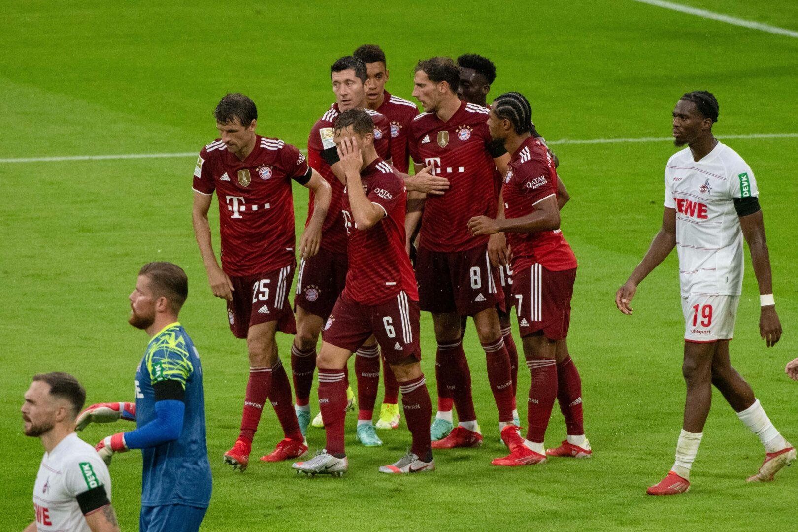 Bundesliga | Bayern schlägt Köln in wildem Spiel