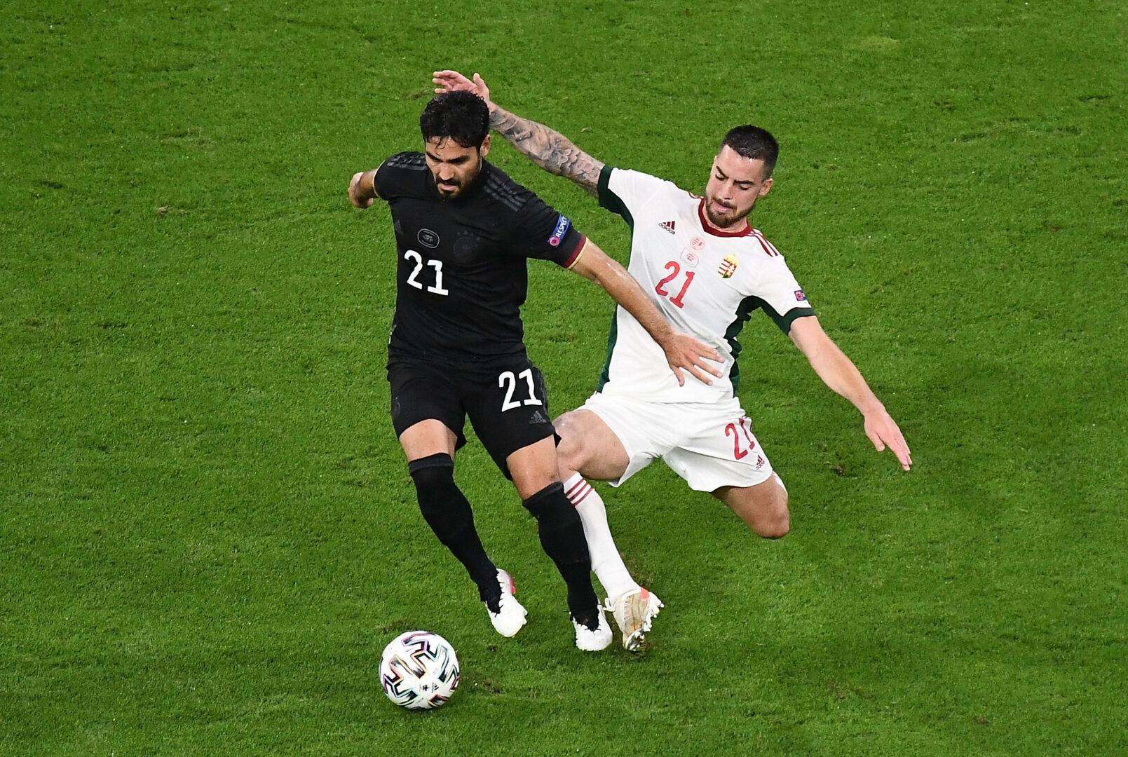 Ilkay Gündogan setzt Karriere in der Nationalmannschaft fort