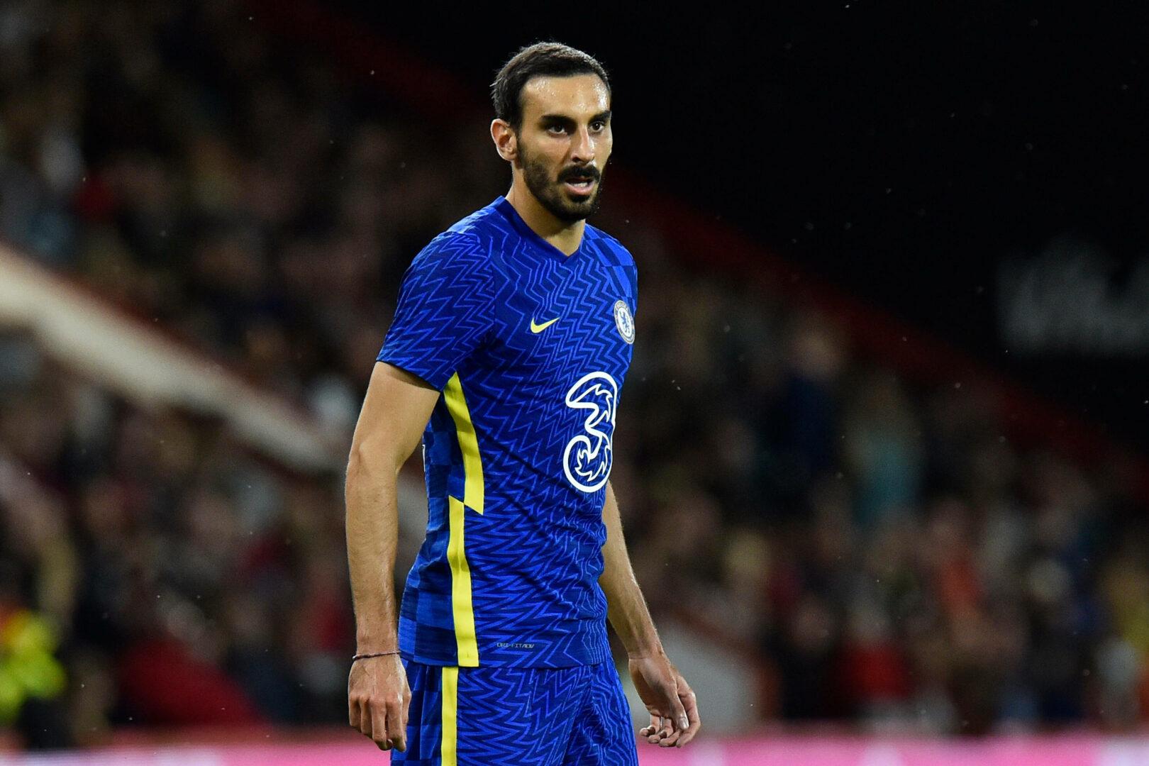 Zappacosta (FC Chelsea) im Vorbereitungsspiel gegen Bournemouth