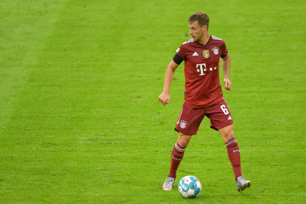 Kimmich Bayern