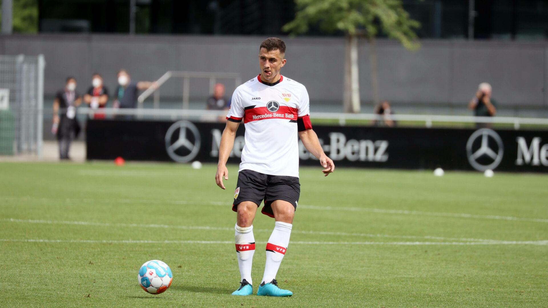 Kempf soll sich mit Hertha BSC einig sein