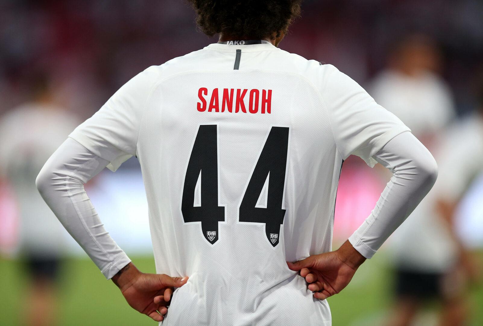 VfB Stuttgart | Saison-Aus für Sankoh