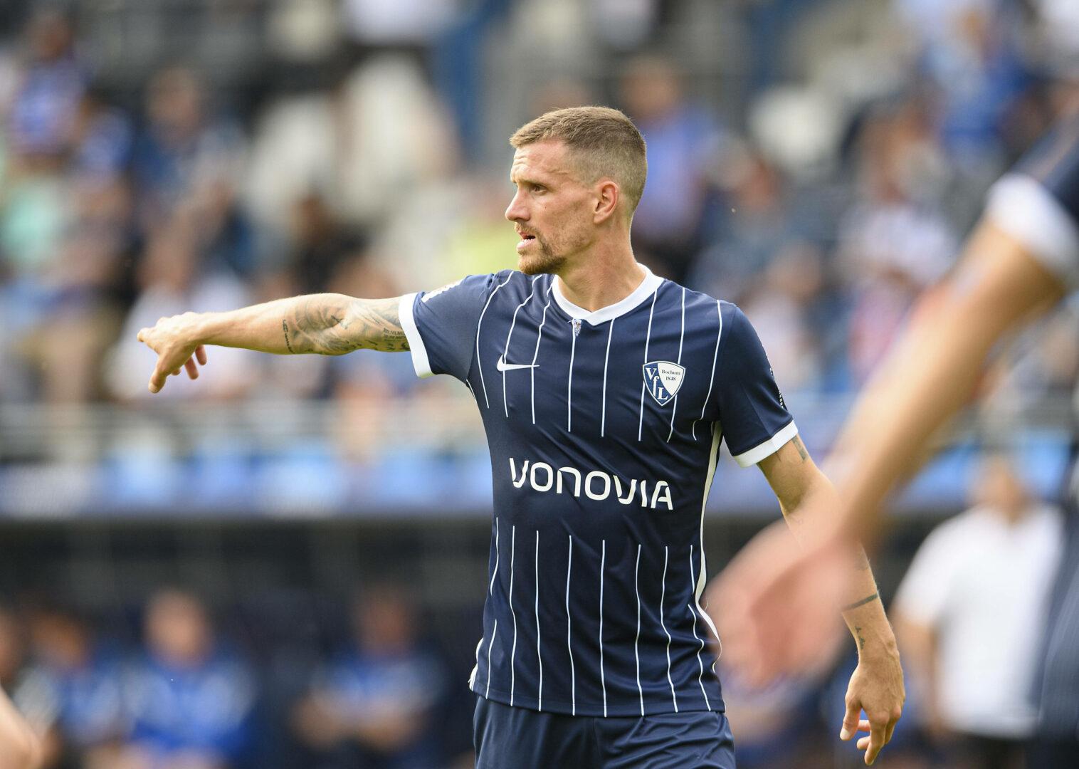 Simon Zoller will beim VfL Bochum verlängern