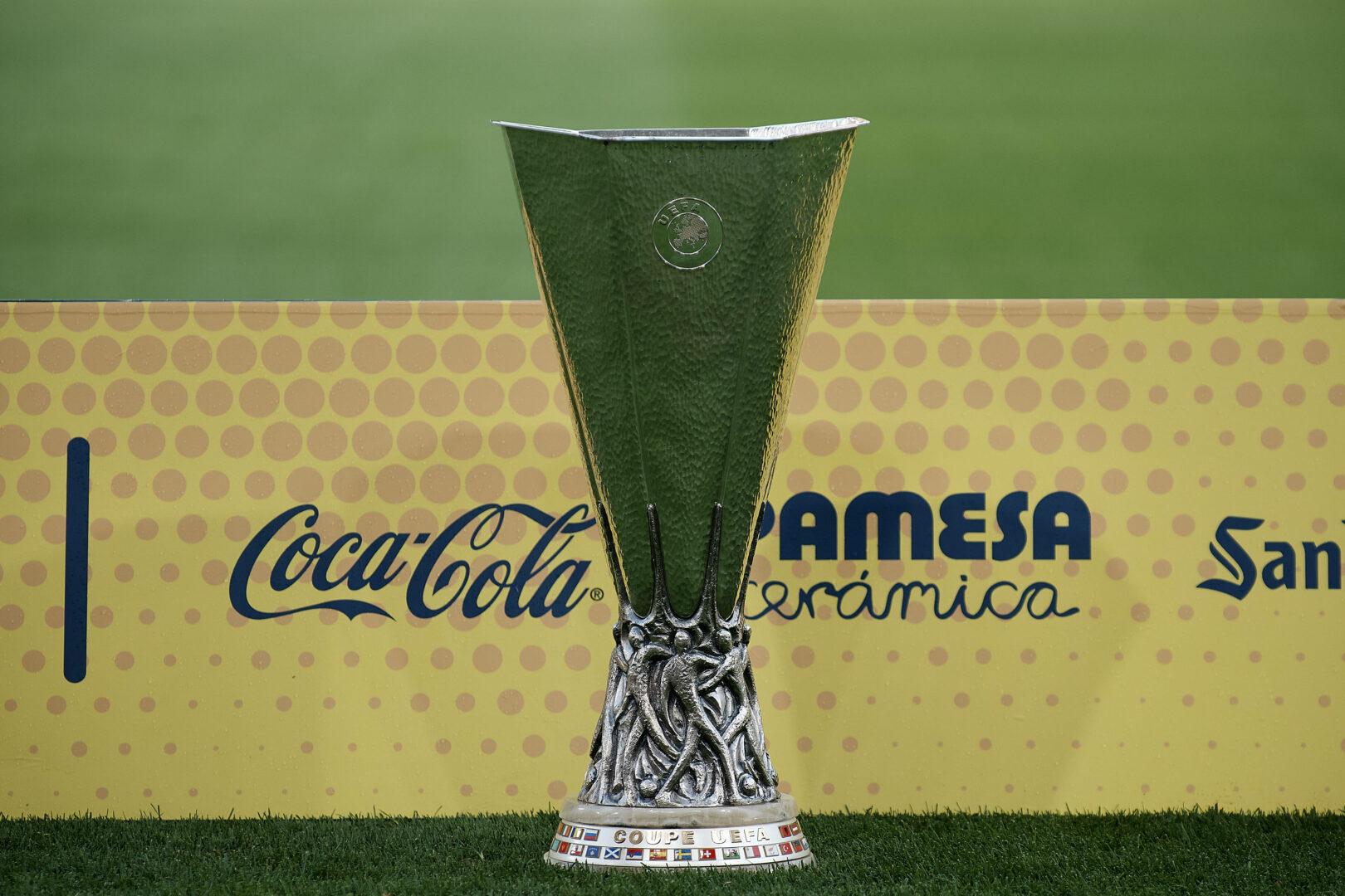 Der Pokal der UEFA Europa League
