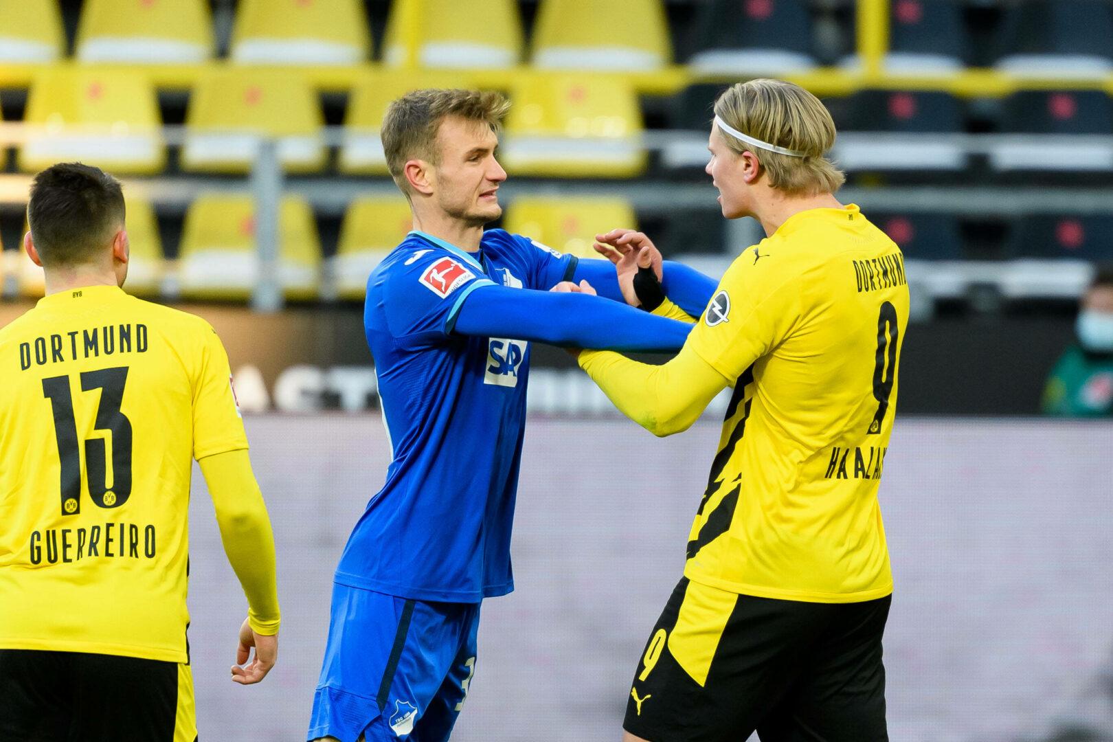 Dortmund unter Zugzwang im Heimspiel gegen Hoffenheim