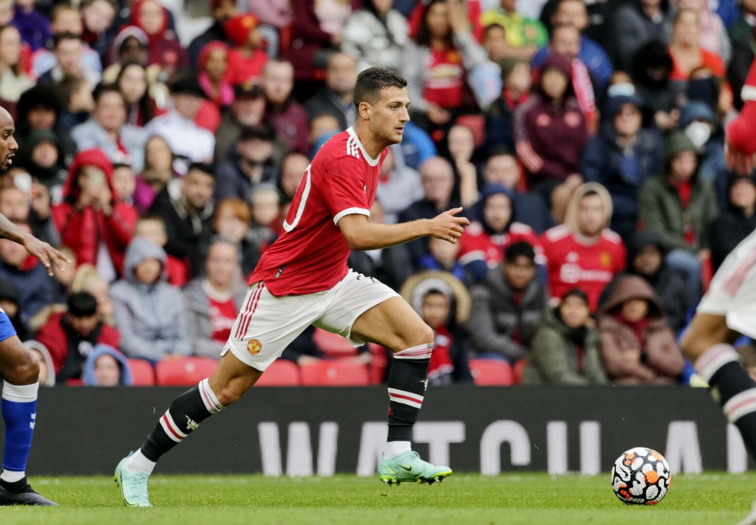 Diogo Dalot von Manchester United