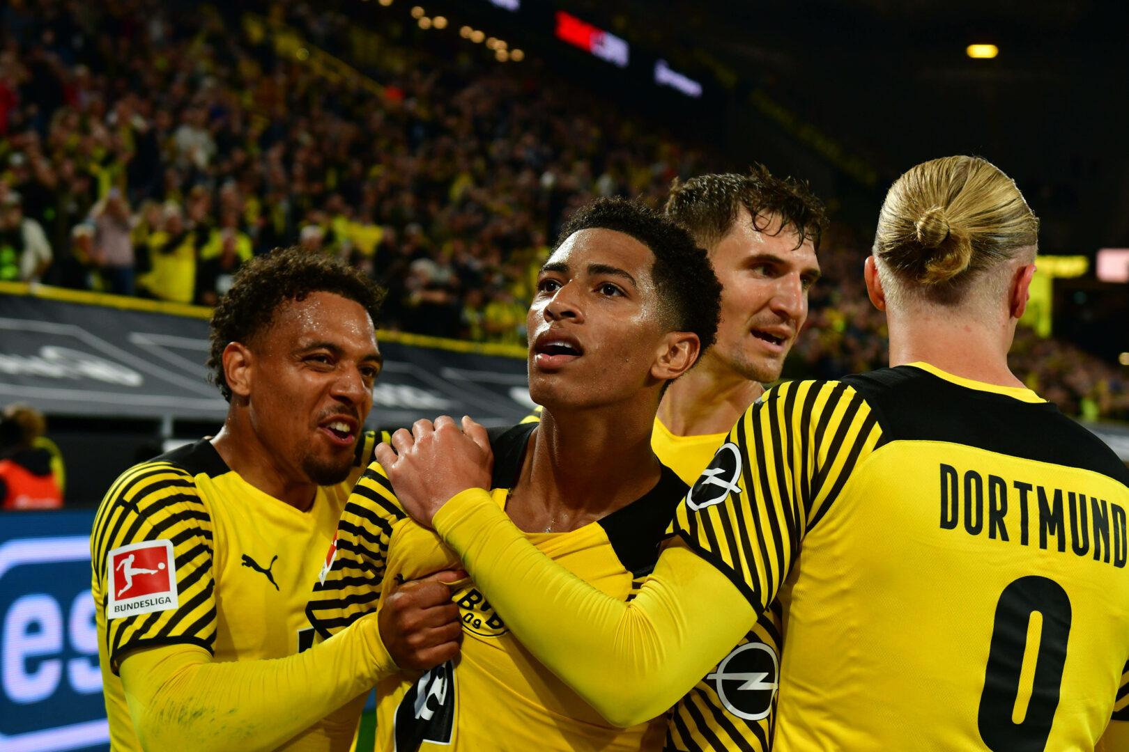Bundesliga | Last-Minute-Wahnsinn! Dortmund schlägt Hoffenheim