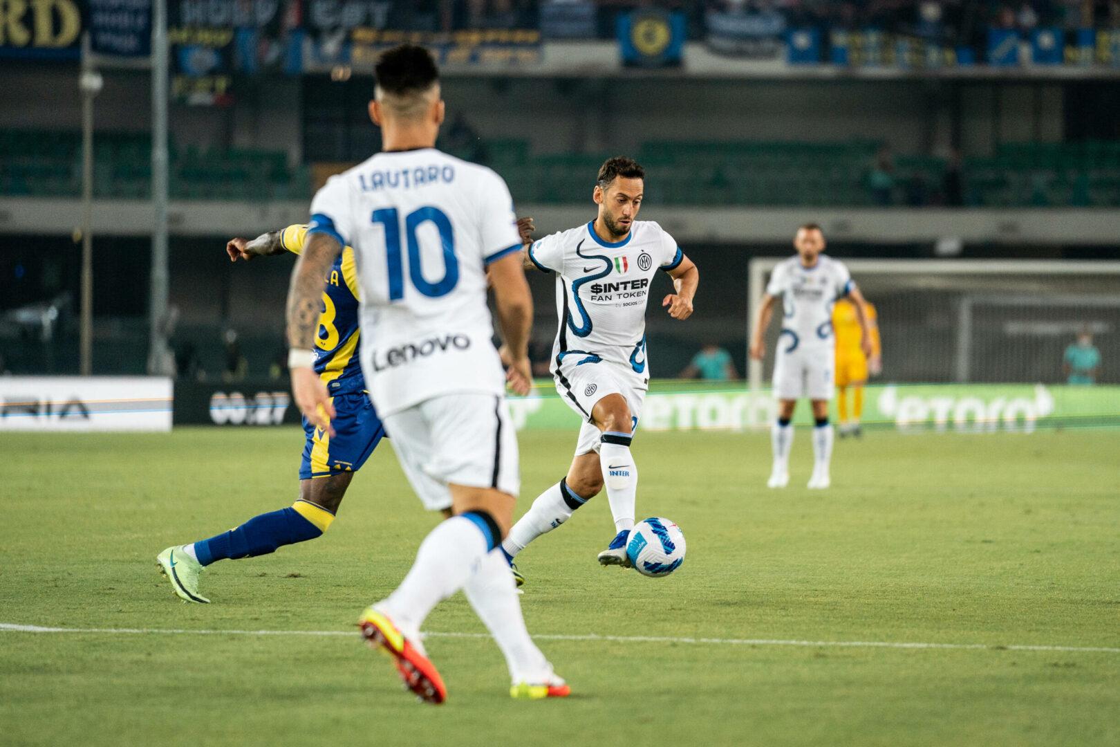 Serie A: Meister Inter feiert Sieg bei Hellas Verona – Correa mit Doppelpack