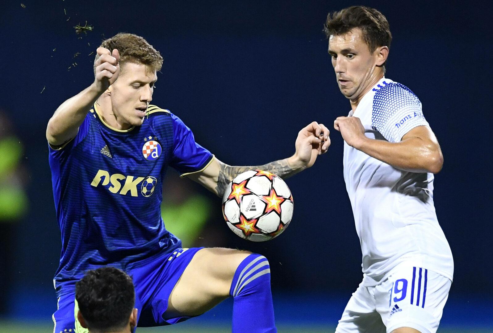 Eintracht Frankfurt: Einigung mit Dinamo Zagreb wegen Jakic