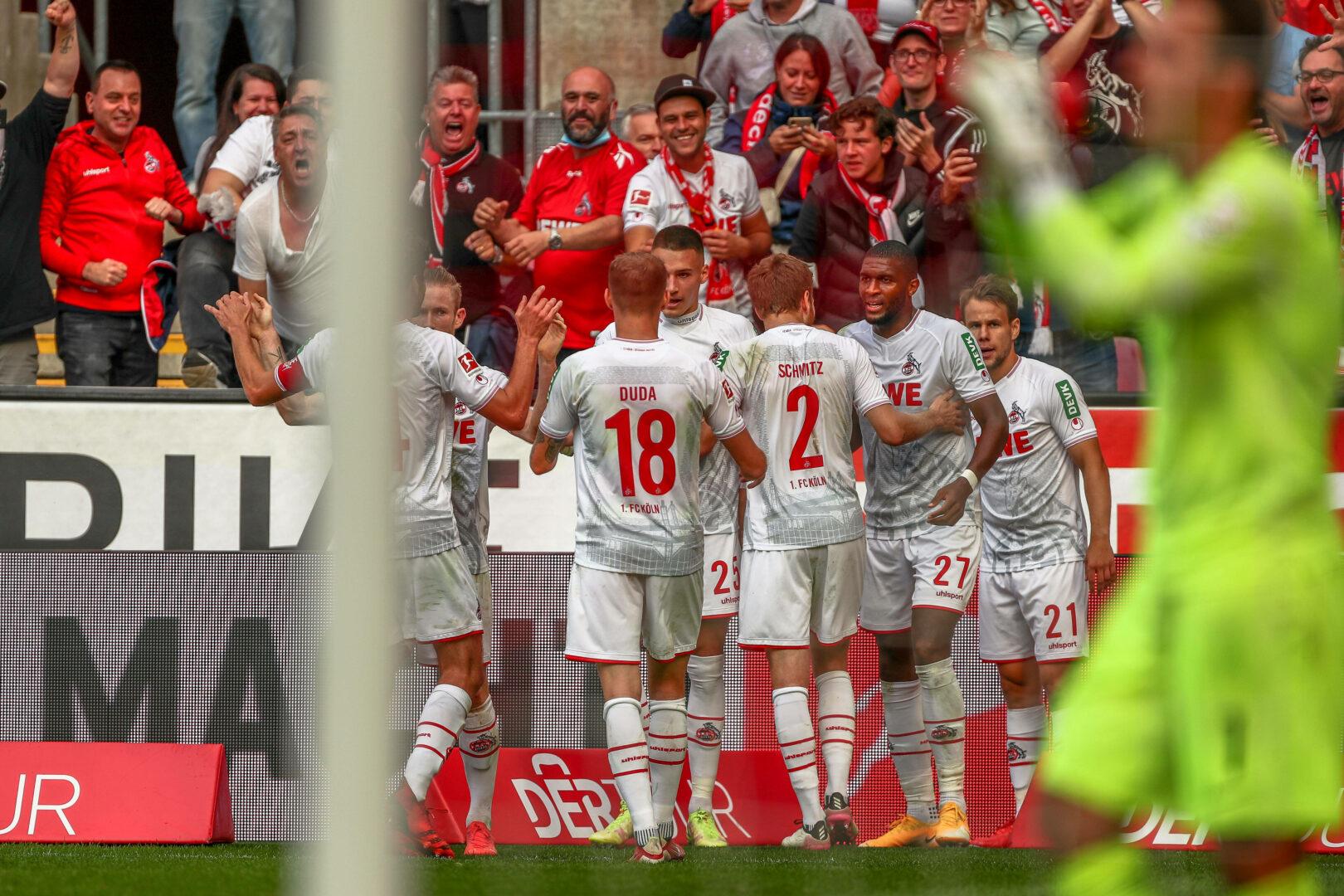 Bundesliga   Spektakel, Slapstick und späte Tore am Samstagnachmittag