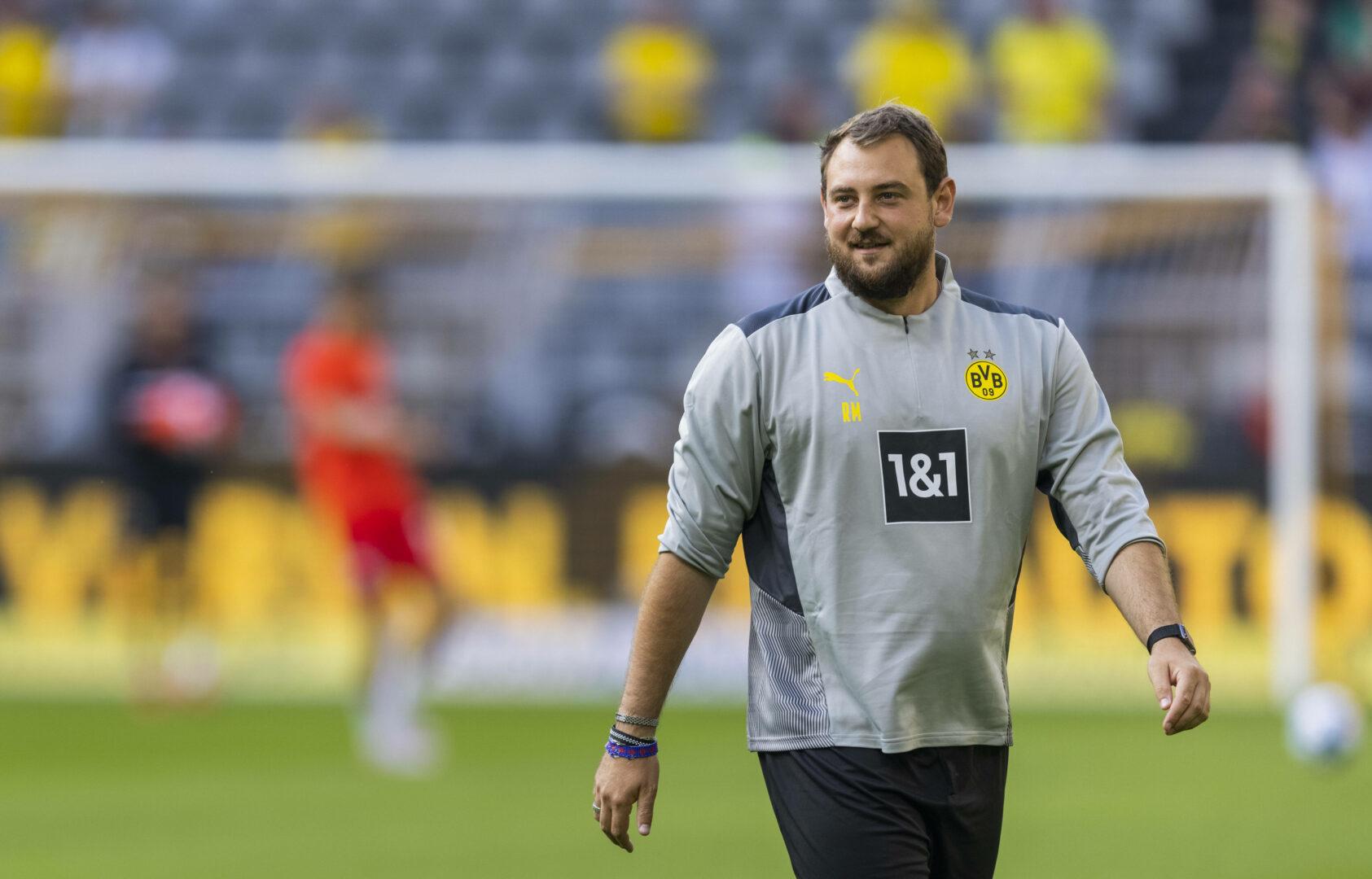 Axel Witsel in die Premier League? BVB-Co-Trainer Maric mit Dementi!
