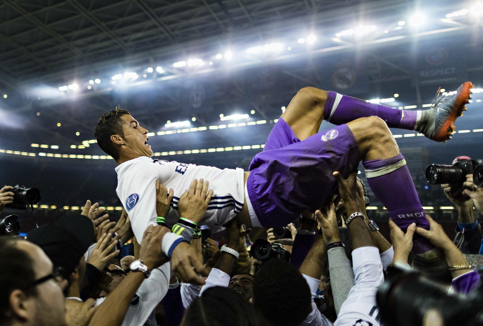 Ronaldo bei Real Madrid