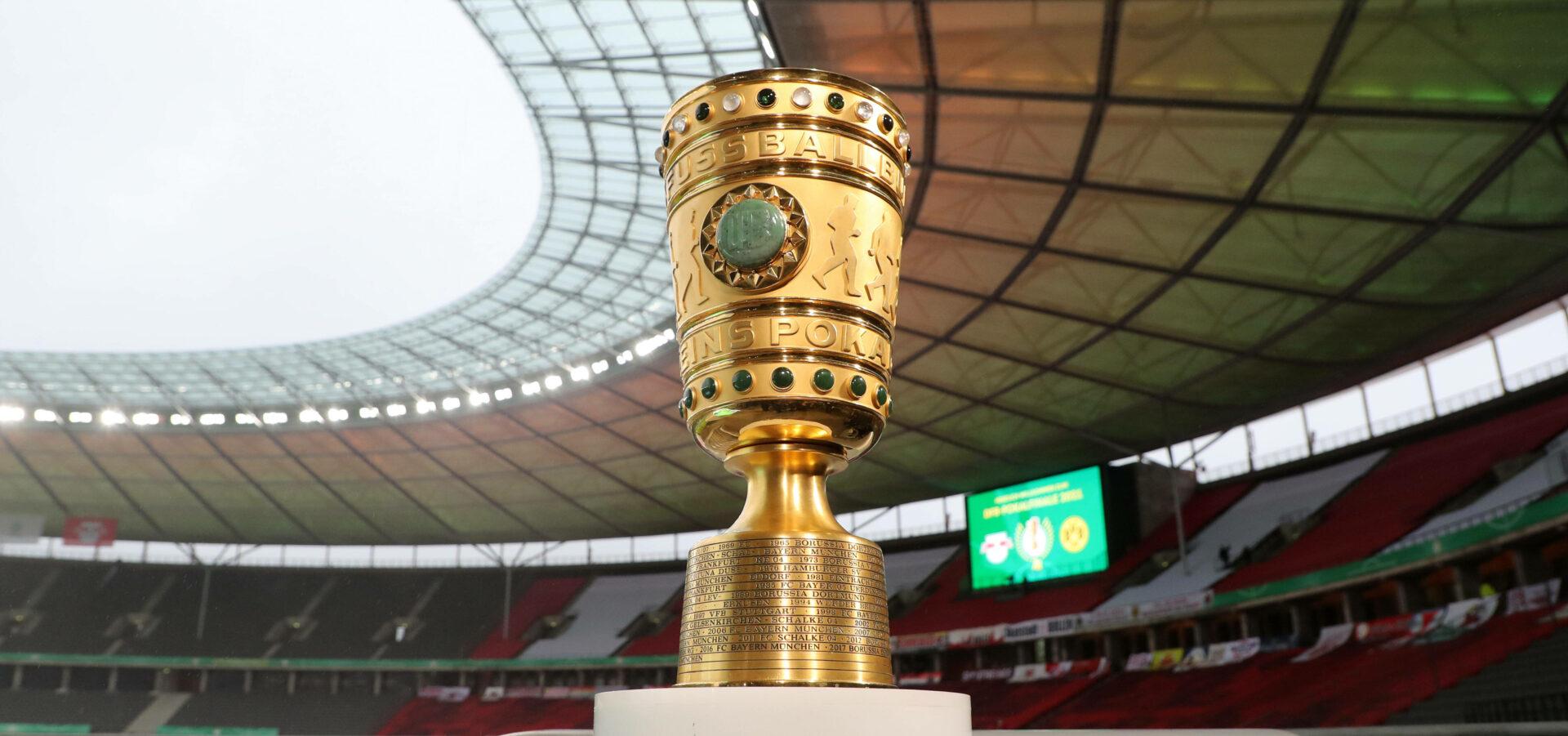 DFB-Pokal | Kracher für Bayern, Losglück für Leipzig und BVB