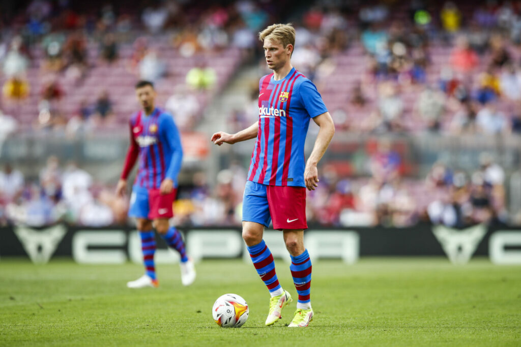 FC Barcelona, Frenkie de Jong