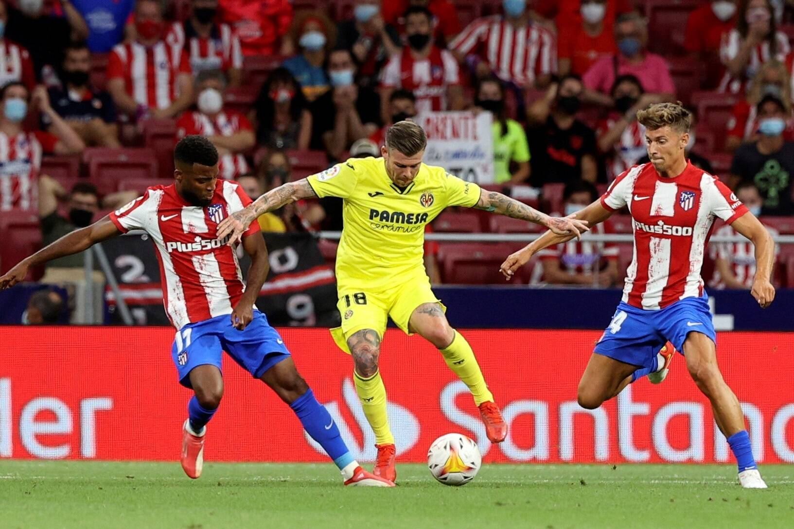 La Liga | Kurioses Eigentor in letzter Sekunde: Atletico rettet einen Punkt gegen Villarreal