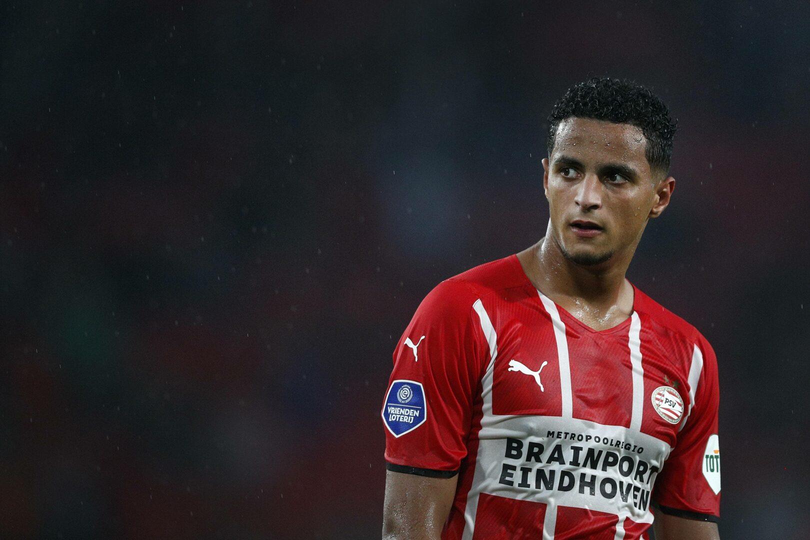 Ihattaren (PSV Eindoven) im Freundschaftsspiel gegen PAOK