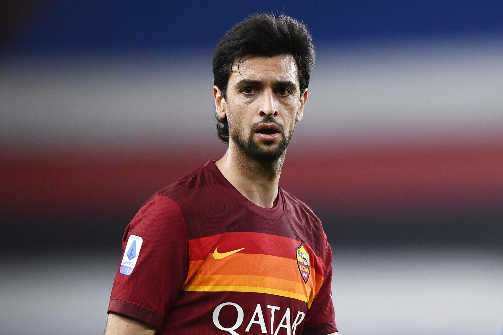 Javier Pastore bei einem seiner wenigen Einsätze für die AS Roma.