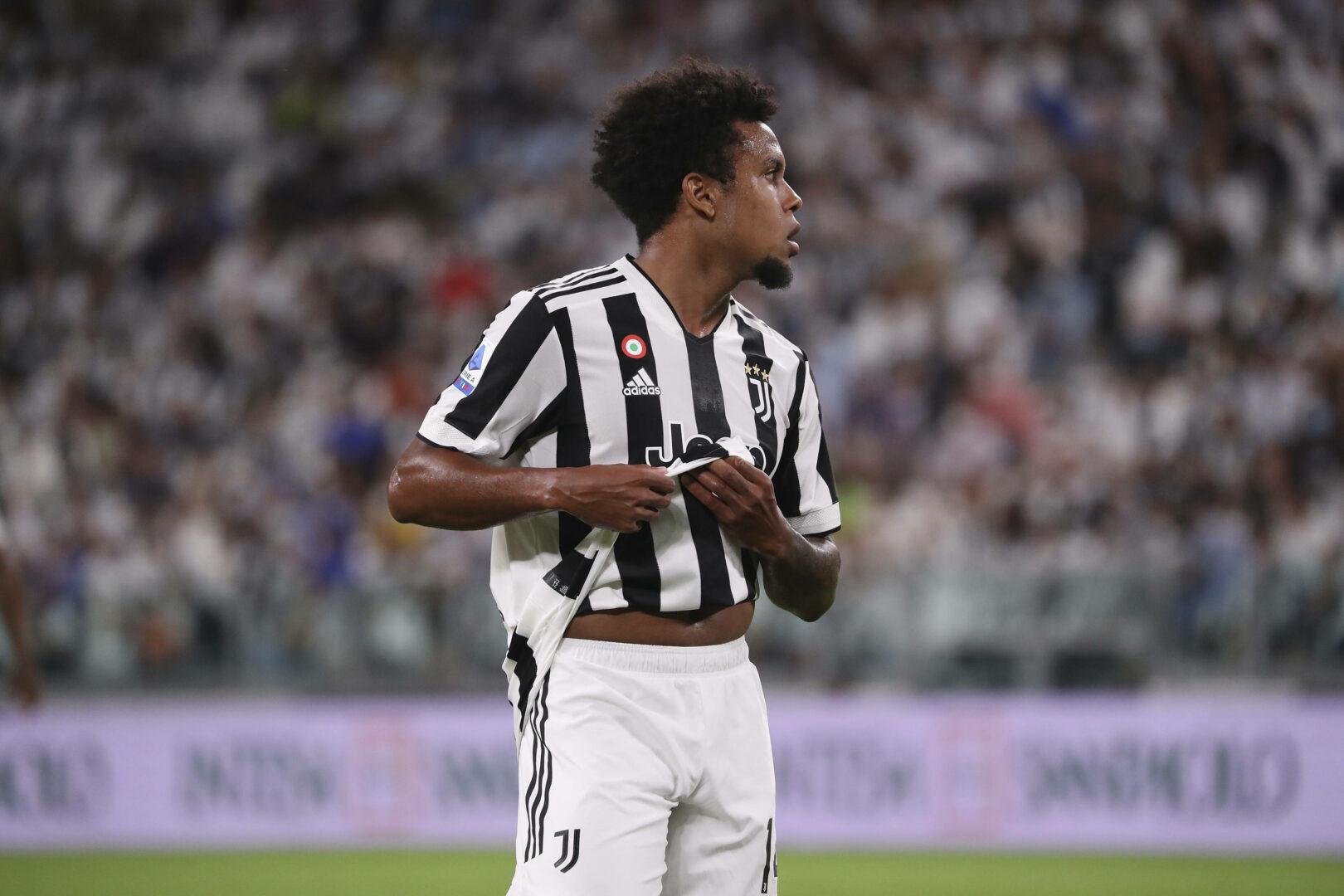 McKennie im Juventus-Triko