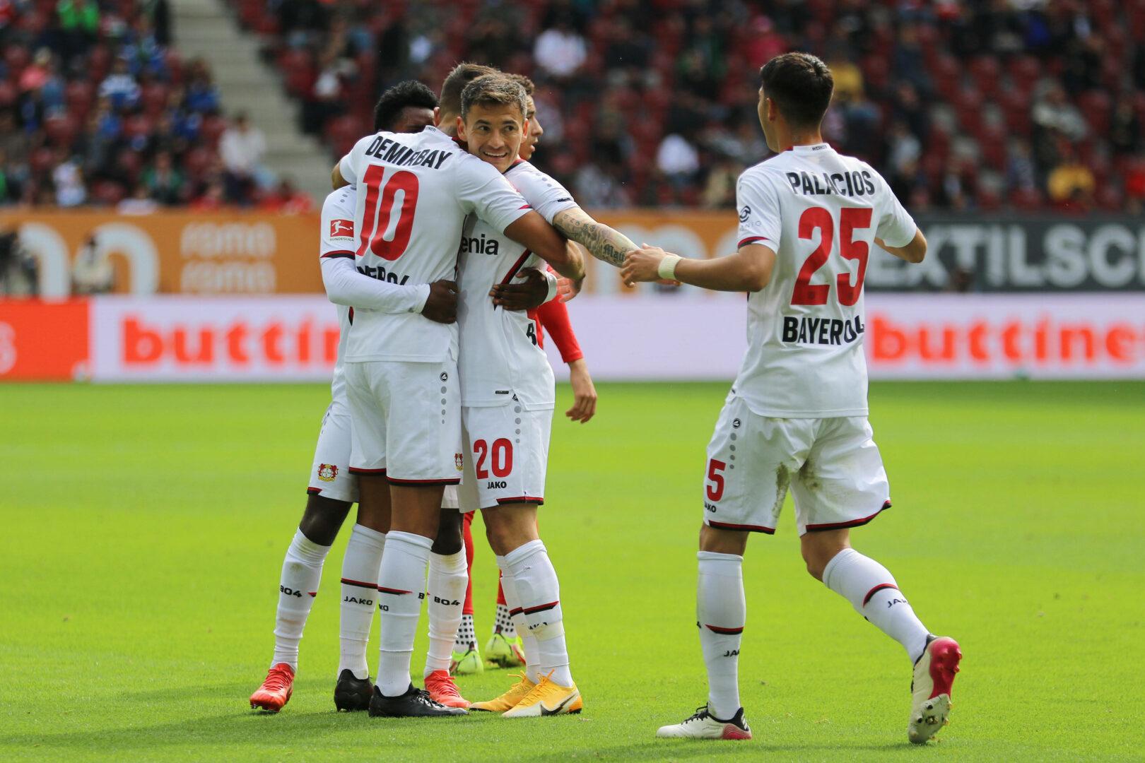 Topspiel gegen BVB: Leverkusen muss auf Südamerika-Trio verzichten