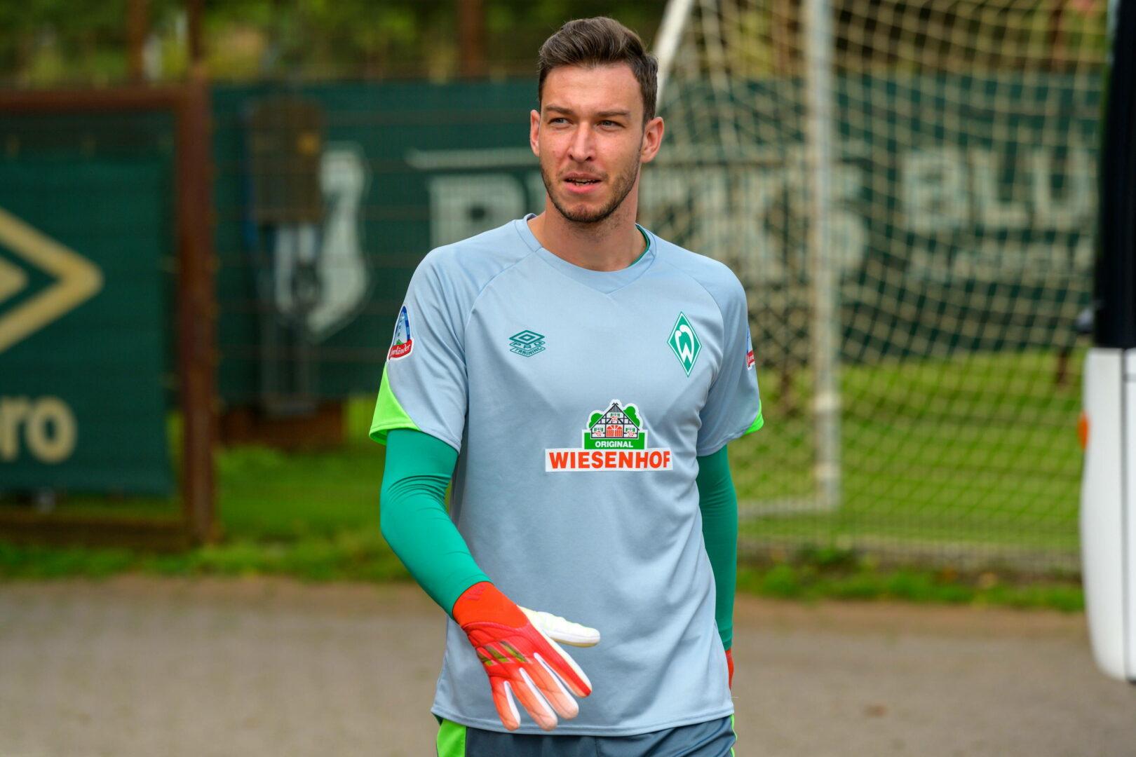 """Bremen   Vertragsverlängerung von Pavlenka """"weiter unser Ziel"""""""