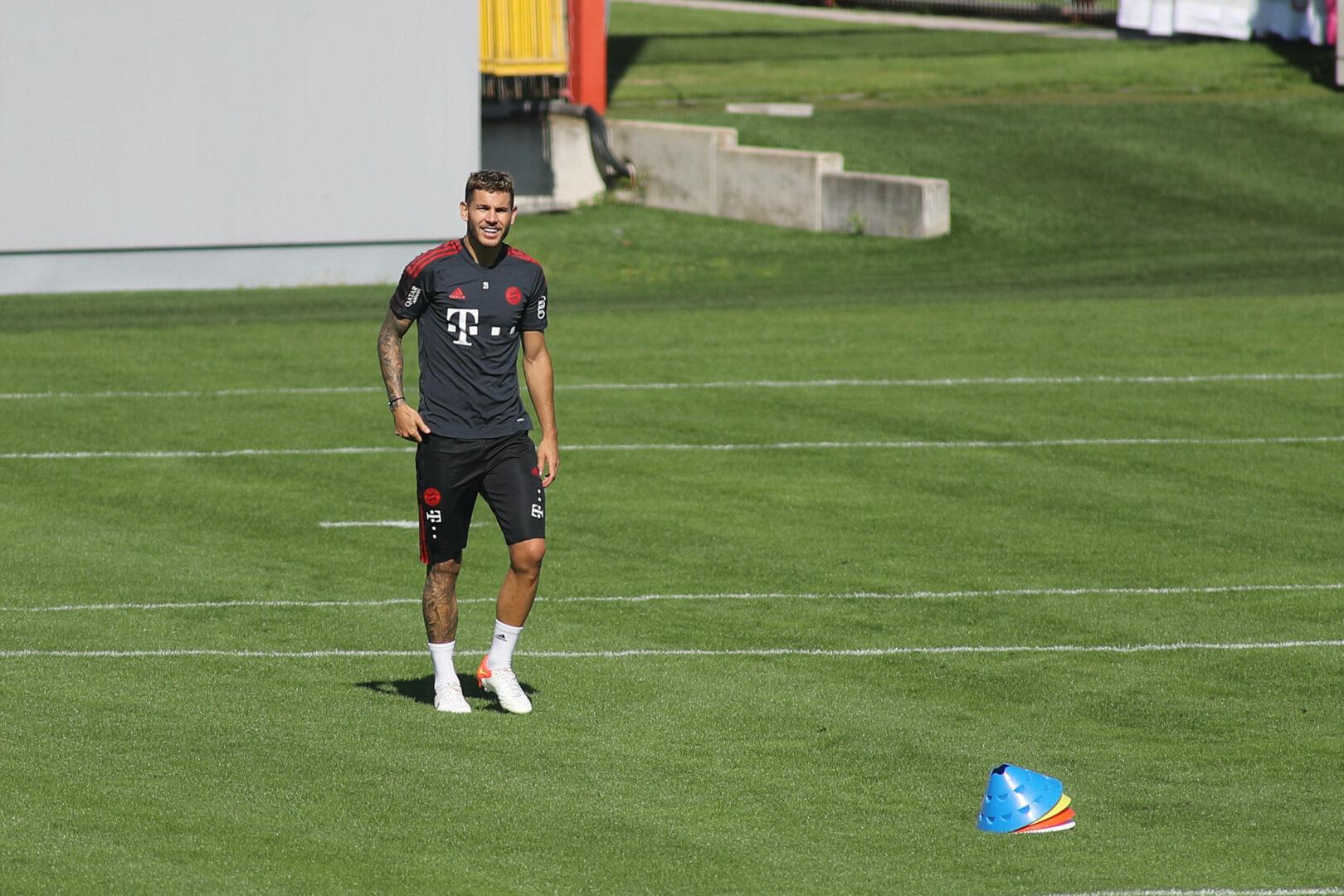 FC Bayern   Hernández steht vor Rückkehr