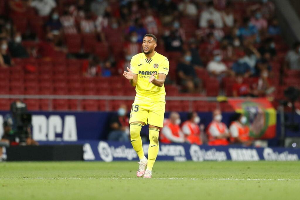 Arnaut Danjuma im Gastspiel des FC Villarreal bei Atletico.